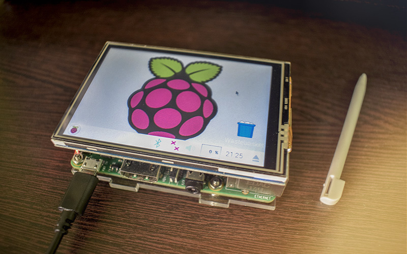 How to Install WaveShare 3.5 Inch LCD on Raspberry Pi 4