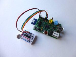 Raspberyy Pi Sensor