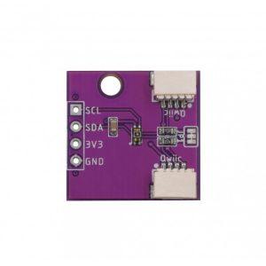 Raspberry Pi UV Sensor using the VEML6075