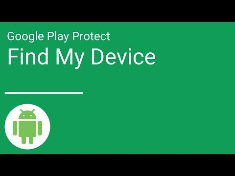 Locate phone using find my device app