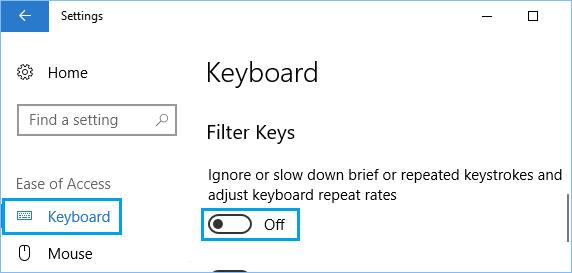 fix laptop keyboard not working problem